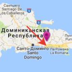 Хуан Долио на карте